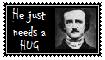 Edgar Allan Poe by EmpiraArieona