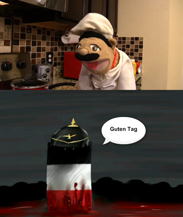 Chef Pee Pee meets Riechtangle by LtEvan ...