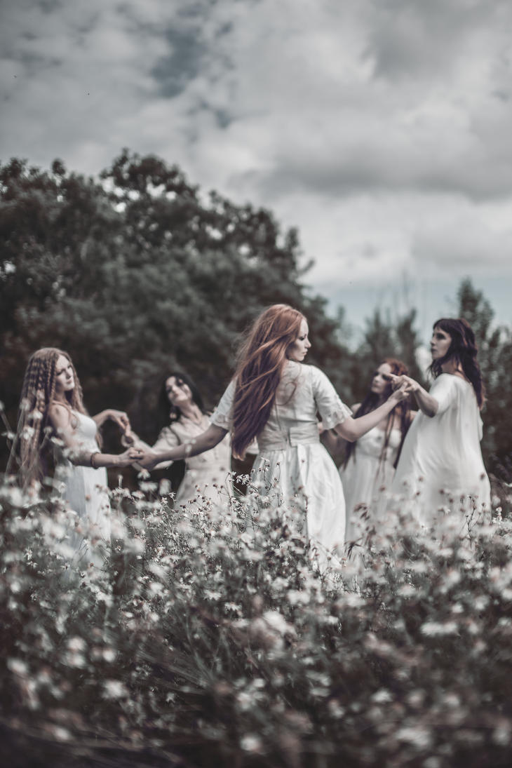 Pale Communion by KefkasJudgement