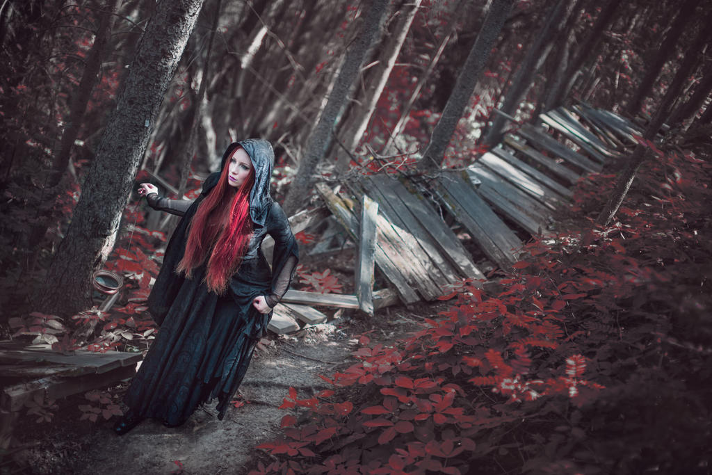 The Red Funeral by KefkasJudgement