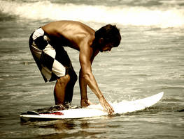 Surfer by FL1GHT