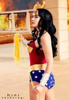 Wonder Woman. [01] by HiniTsuburagi