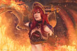 Alexstrasza. [03] Mother of Dragons.