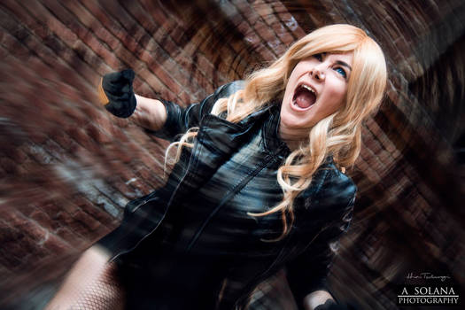 Black Canary [08] Sonic Scream!