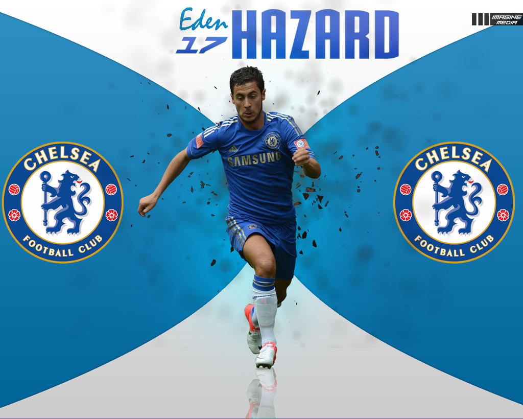Eden Hazard Wallpaper Hd By Imaginemedia1 On Deviantart