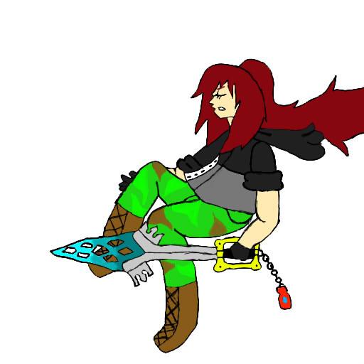 Kingdom Hearts Ddd Crystal Vlad Tepes by sora204