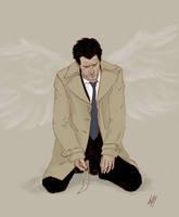 Castiel In Search for God by Umino-aka-Morskaya