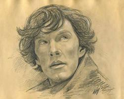 Sherlock by Umino-aka-Morskaya