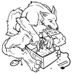 Werewolf Tech Support