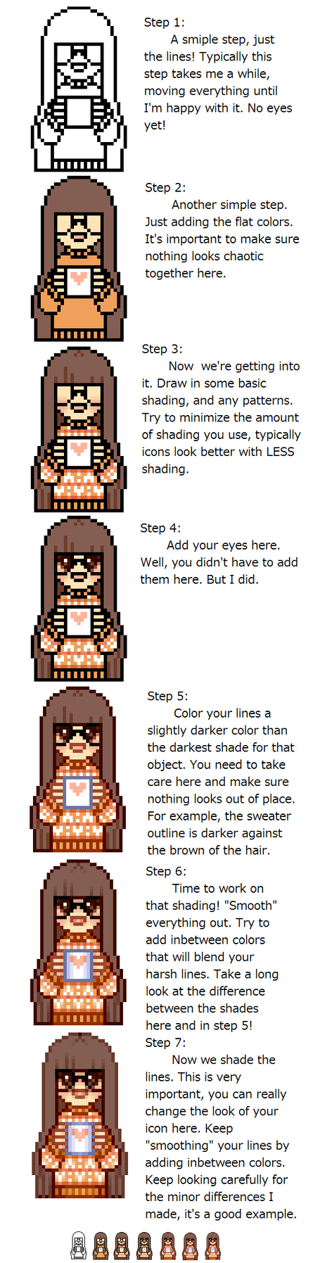 Icon Tutorial by mottles