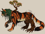 Adoptable: Forest God Auction [AVAILABLE]