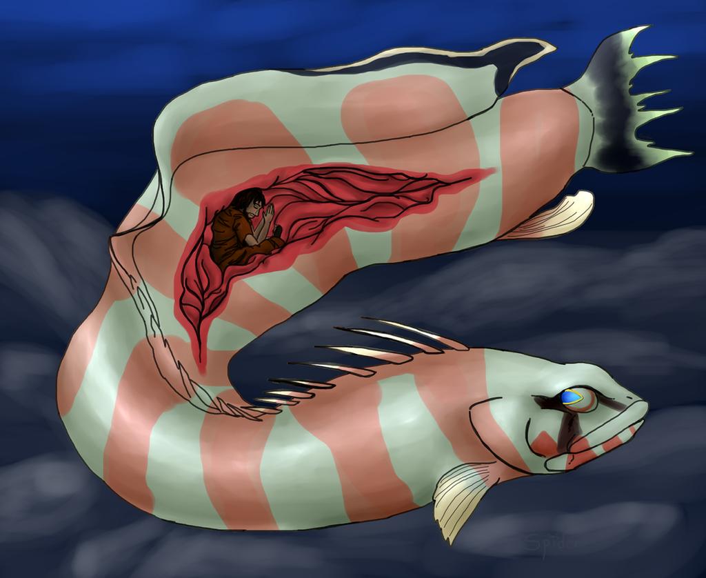 snake vore on bed