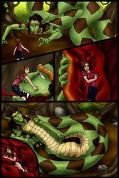 Comic Short--Playful Slarps by SpidersVore