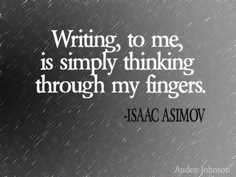 Writing-Asimov