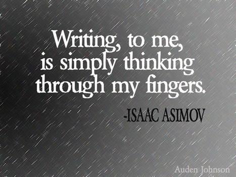 Writing-Asimov