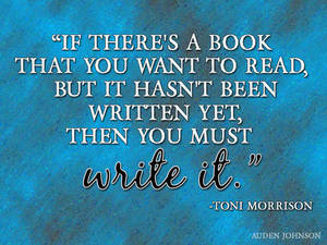 Reading and Writing-Morrison