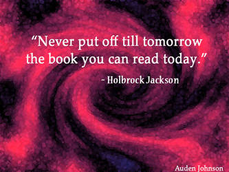 Read today-Jackson by adenisej25