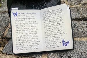 Book Photography: Journal