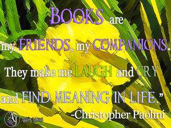 Bookworm Quote by adenisej25