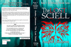 Paperback Cover Spread