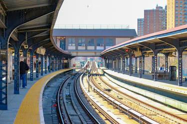 New York Train Station by adenisej25