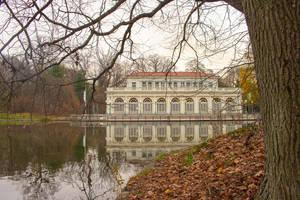 Boathouse Through the Seasons