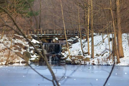 Winter Wafterfall