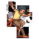 Gastone Dynamic Pose by HourglassHero