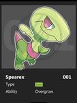 001 Spearex