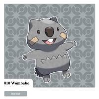010 Wombabe by HourglassHero