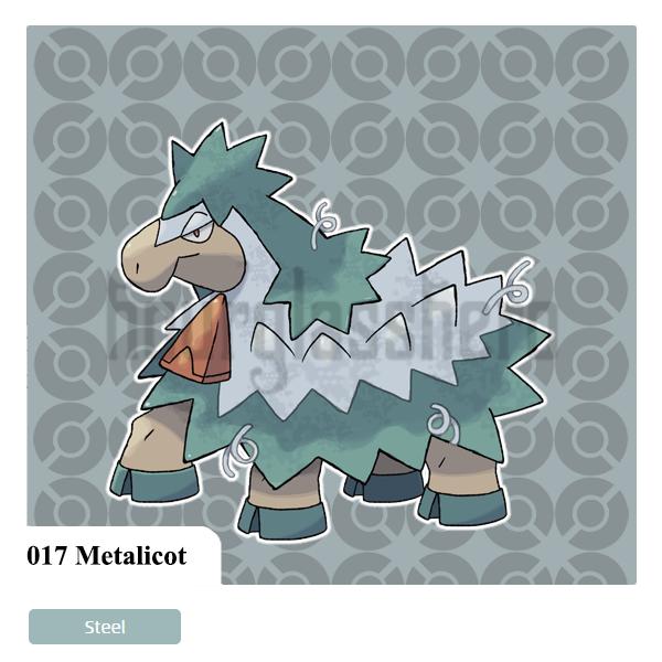 017 Metalicot by HourglassHero