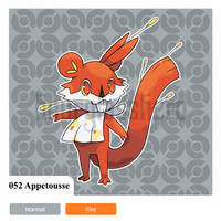 052 Appetousse by HourglassHero