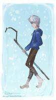 Jack Frost by riku-gurl
