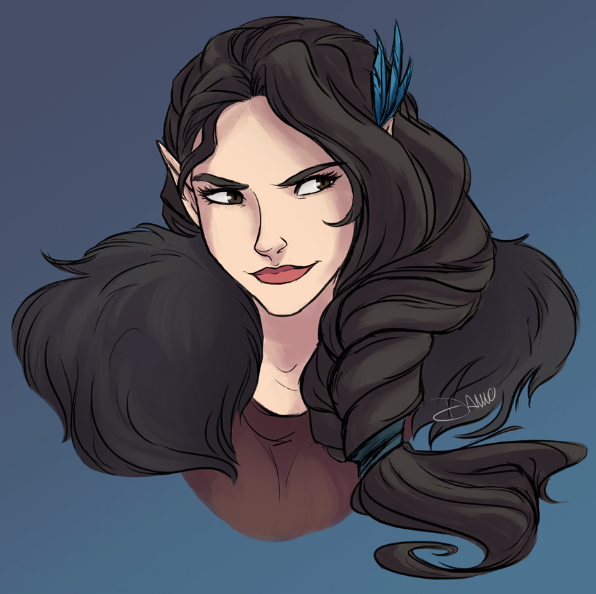 Vex Ahlia By Riku Gurl On Deviantart The most common vex critical role material is ceramic. vex ahlia by riku gurl on deviantart