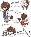 Character Sheet : Leoneal