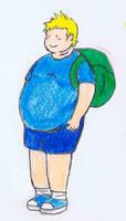 Chubby Finn by juanky017