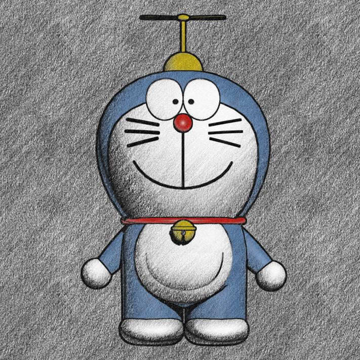 Doraemon 3d by po yu on deviantart doraemon 3d by po yu voltagebd Images