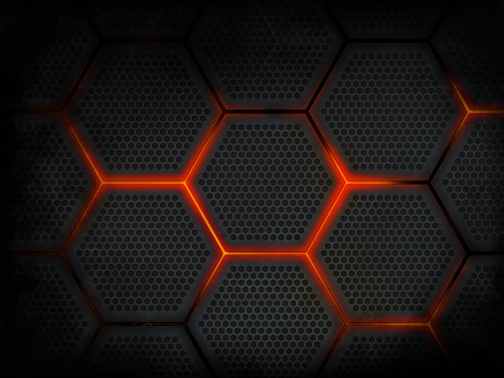 Hex Grid Design 2 By RoyEmmen