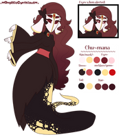 Chu~mana the Meloetta Reference