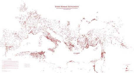 Every Roman Settlement