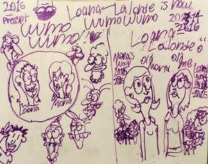 Loana-Lalonde is now WumoWumo!
