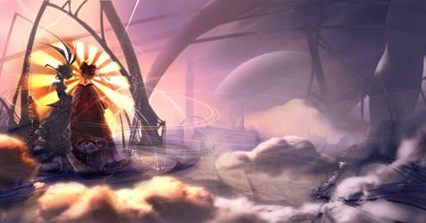Soleil + Lune by the-crazy-spork