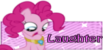 Laughter pip by snakeman1992