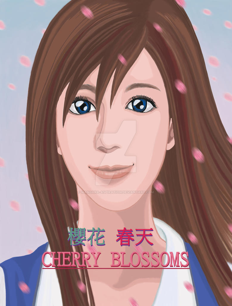 Spring Time Cherry Blossoms by Mangaka-Aspiration