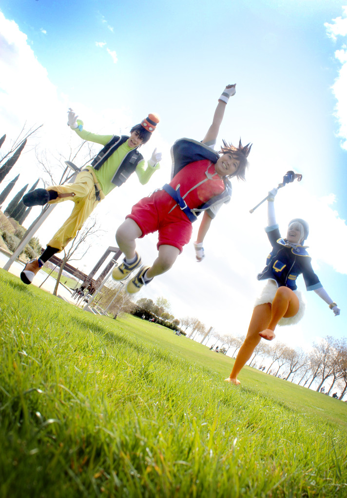 KH: JUMP! by Azariel-Kirimn