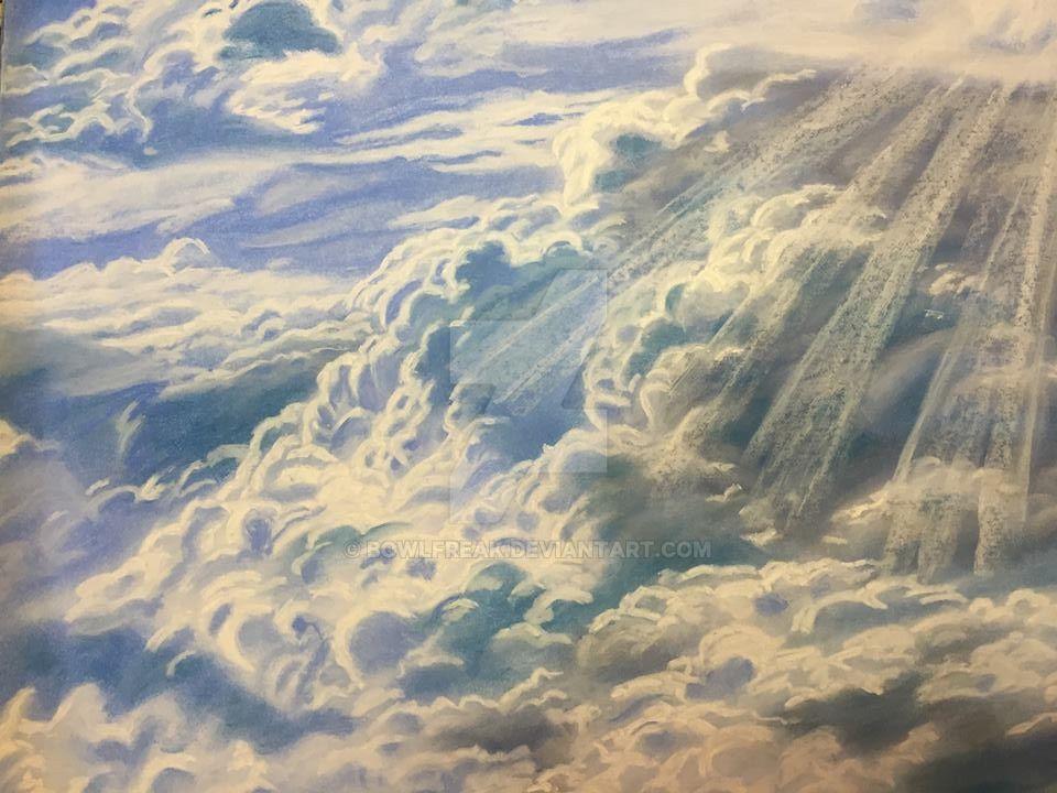 Clouds #1 by BowlFreak
