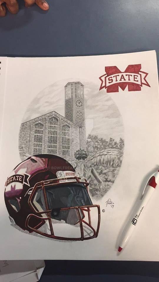 State Helmet by BowlFreak