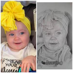 Photo vs drawing 2