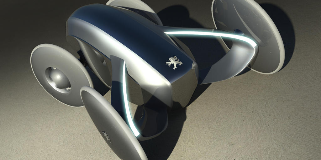 peugeot concept car 2035 by criarpo on DeviantArt on