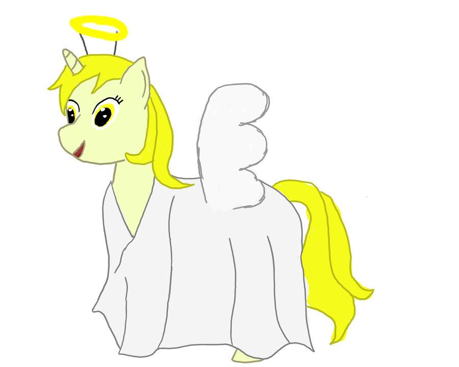 Lemon Angel by TerribleTransit